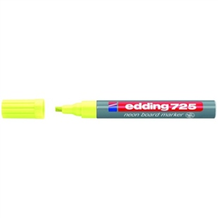 EDDİNG 725 NEON BOARD MARKER YELLOW